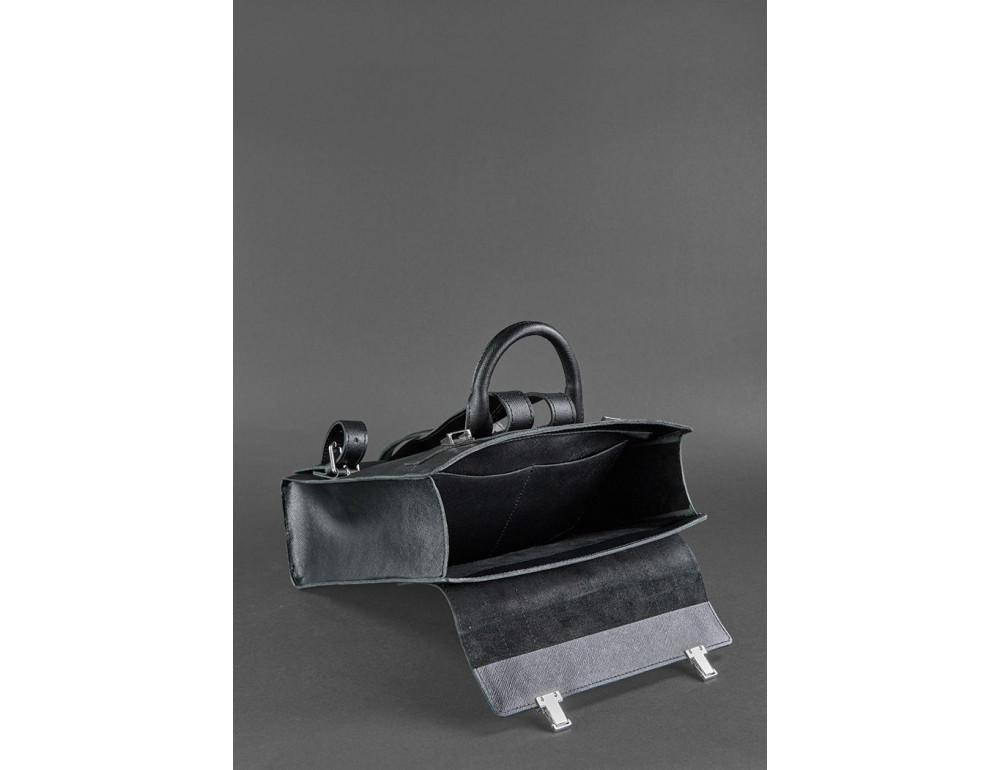 Рюкзак Blackwood Blanknote BN-BAG-29-blackwood черный - Фото № 6