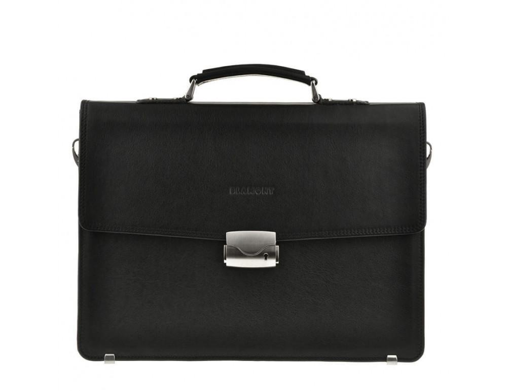 Мужской кожаный портфель Blamont Bn062A