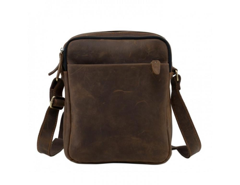 Мессенджер TIDING BAG NM15-2536C коричневый - Фото № 1