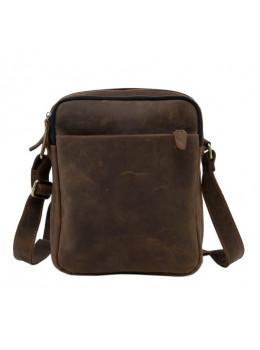 Мессенджер TIDING BAG NM15-2536C коричневый
