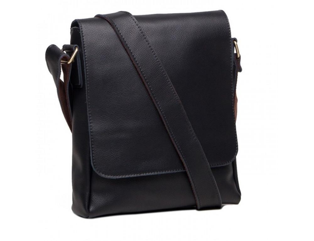 Мессенджер Tiding Bag G1157AN чёрная - Фото № 1