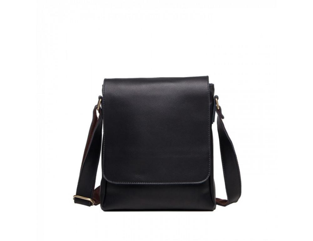 Мессенджер Tiding Bag G1157AN чёрная - Фото № 2