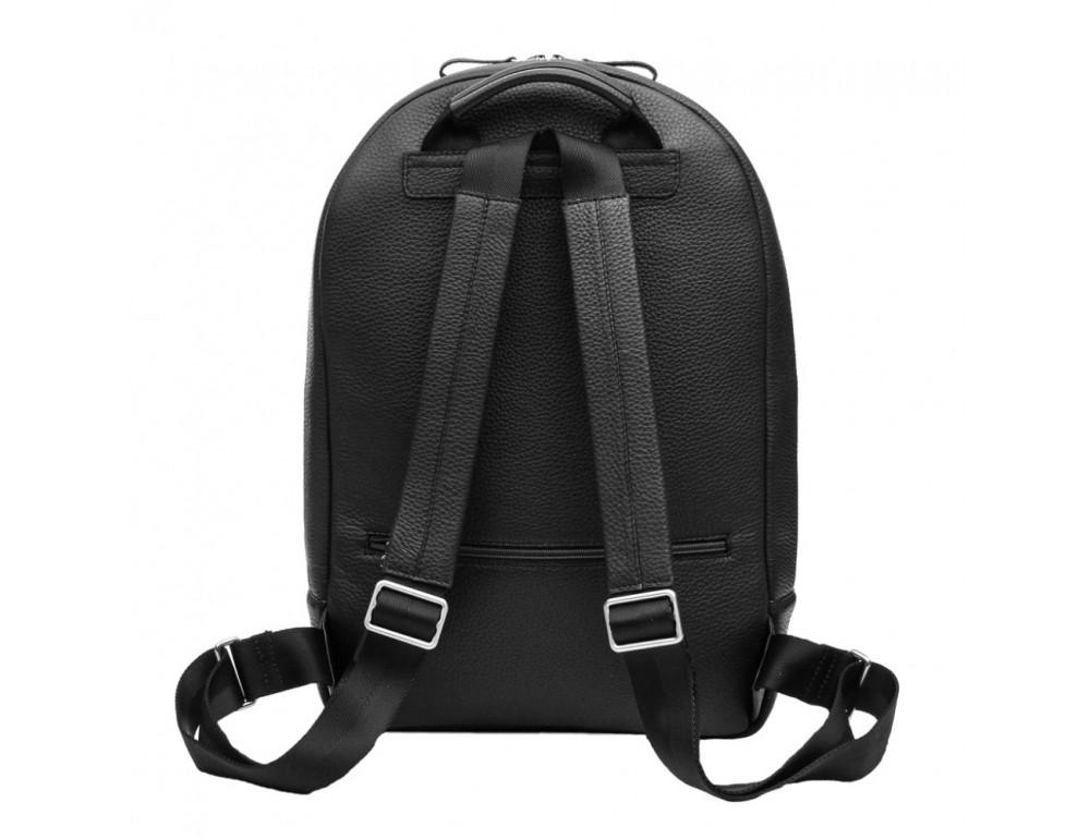 Кожаный рюкзак issahara BP7 (11-00) чёрный - Фото № 2
