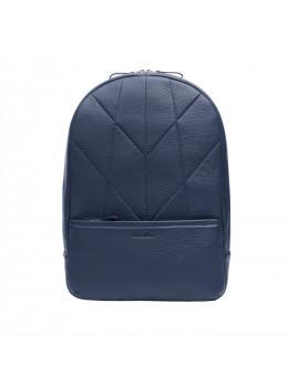 Кожаный рюкзак issahara BP7 (13-00) синий
