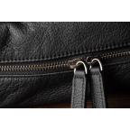 Чёрный кожаный рюкзак большой Bexhill BX-883A - Фото № 104