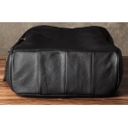 Чёрный кожаный рюкзак большой Bexhill BX-883A - Фото № 105