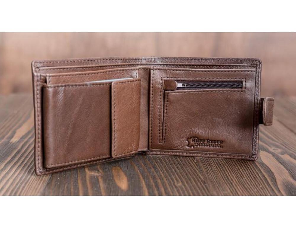 Чоловік шкіряний гаманець Ruff Ryder RR-38126W - Фотографія № 4