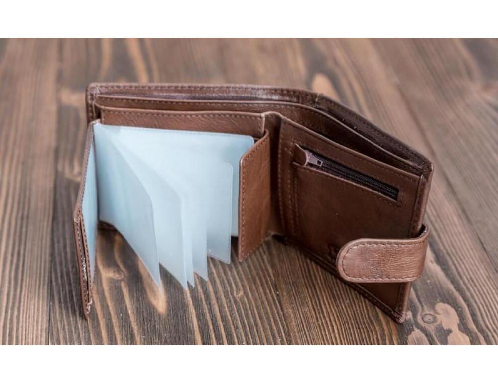 Чоловік шкіряний гаманець Ruff Ryder RR-38126W - Фотографія № 6