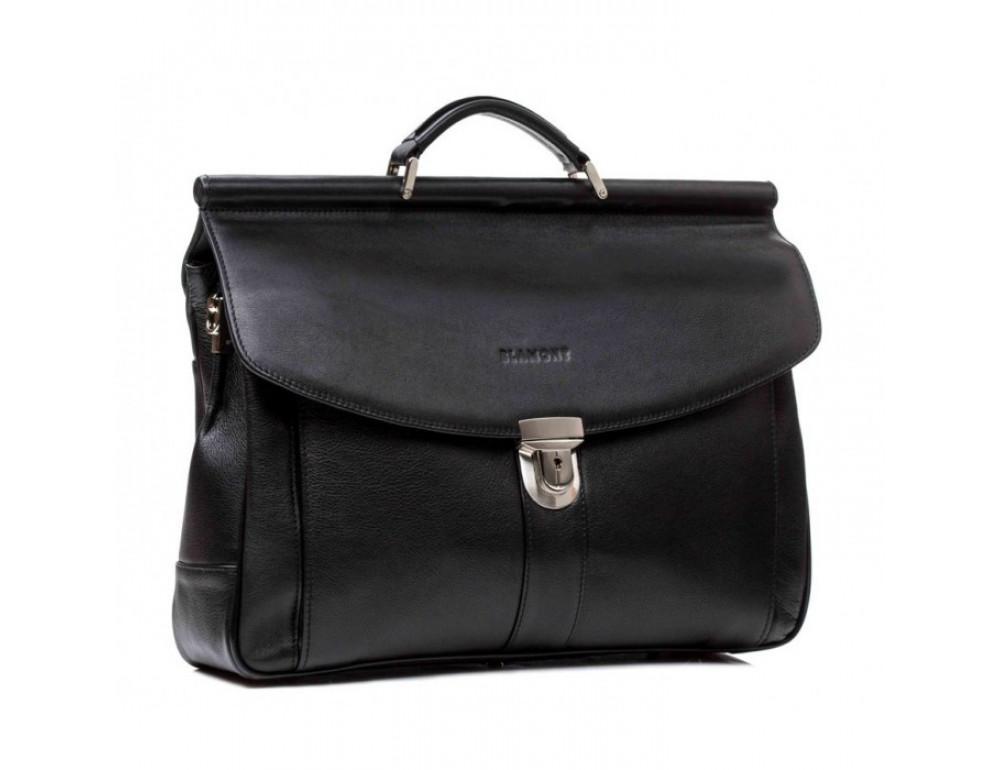 Шкіряний портфель Blamont Bn017A-1