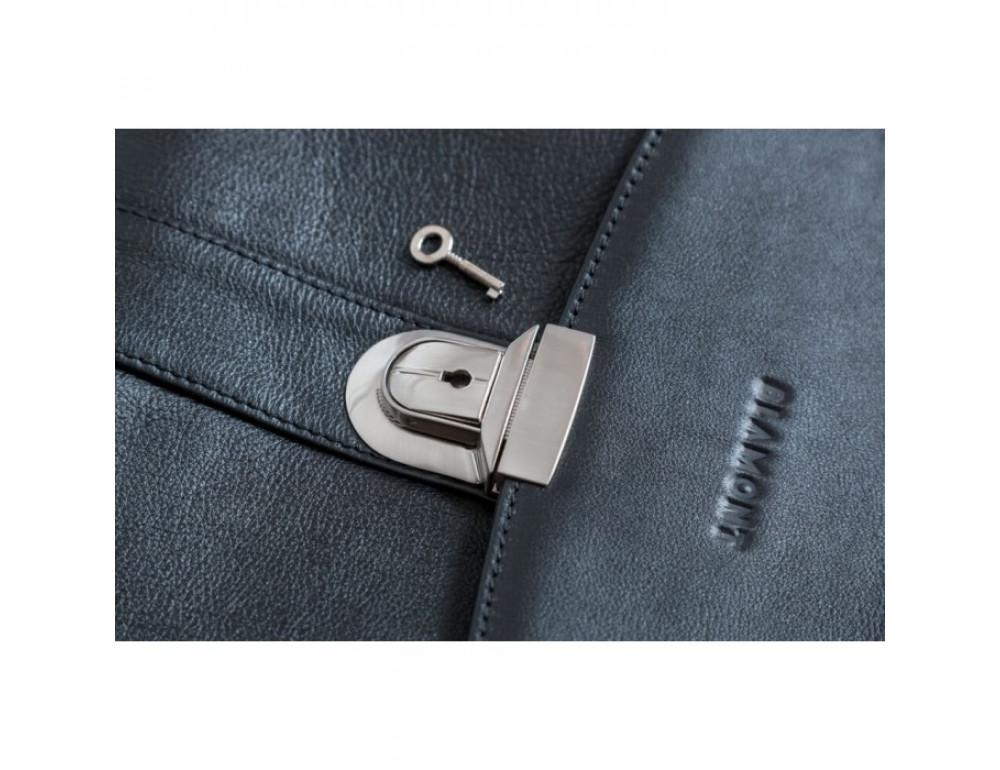 Шкіряний портфель Blamont Bn017A-1 - Фотографія № 10
