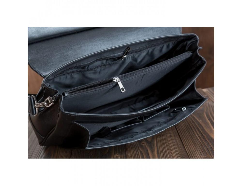 Шкіряний портфель Blamont Bn017A-1 - Фотографія № 6