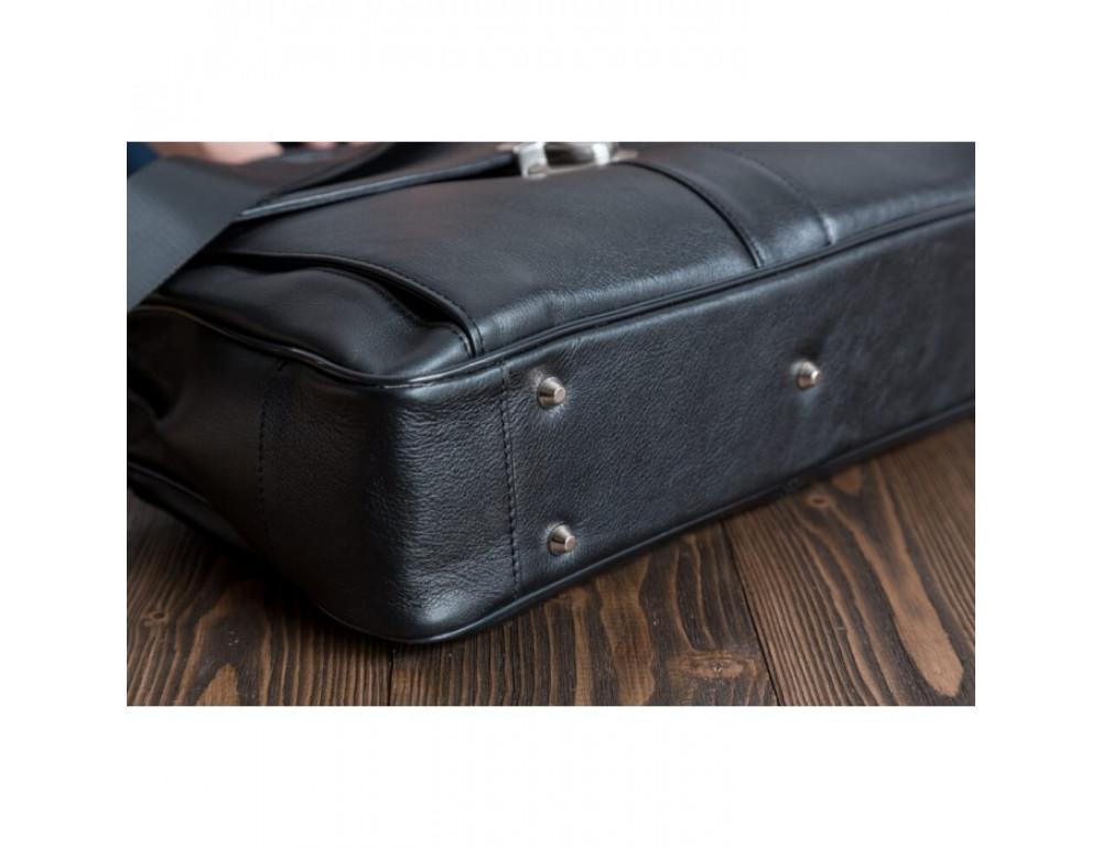 Шкіряний портфель Blamont Bn017A-1 - Фотографія № 11