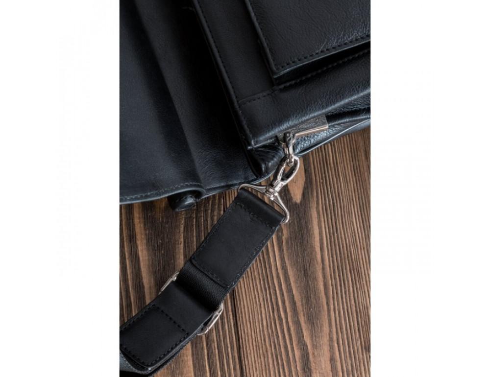 Шкіряний портфель Blamont Bn017A-1 - Фотографія № 5