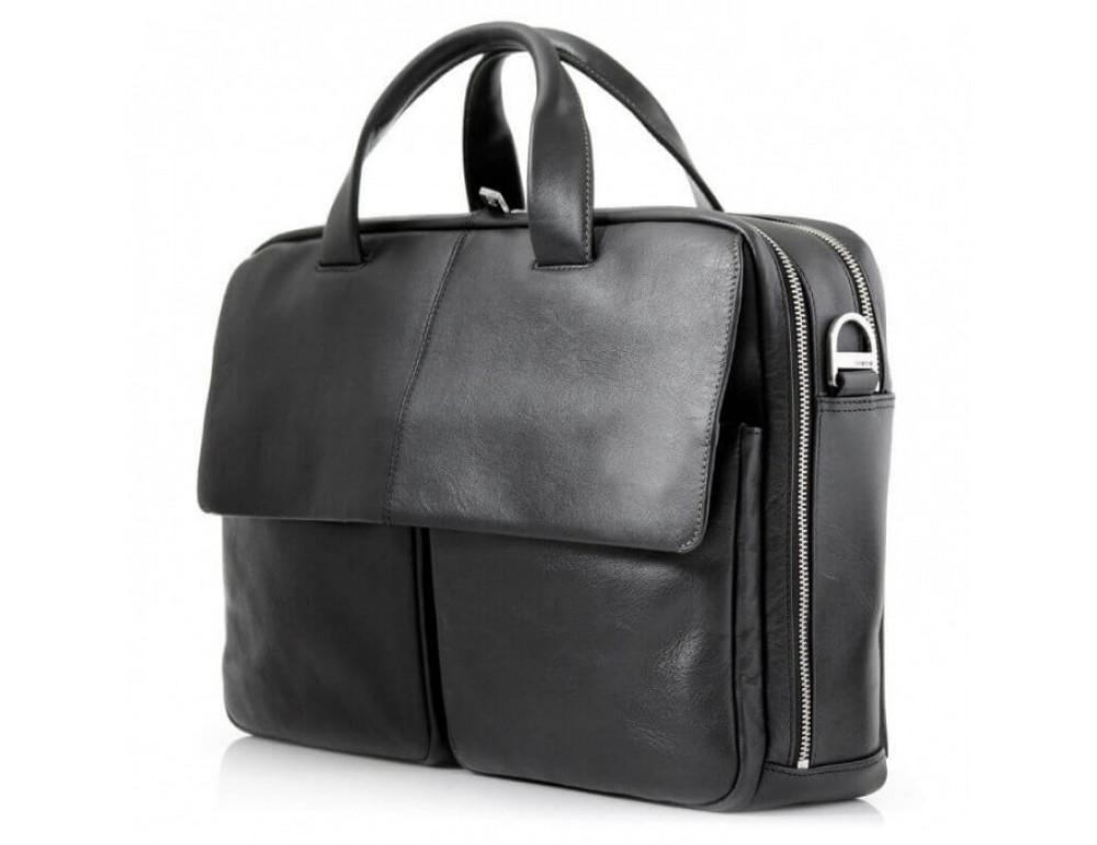 Чоловіча шкіряна сумка Blamont Bn065A