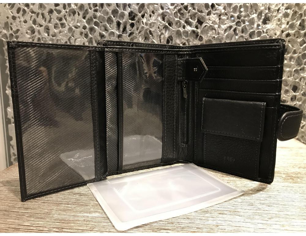 Мужской кожаный кошелек Horton Collection TR22-302 - Фото № 5