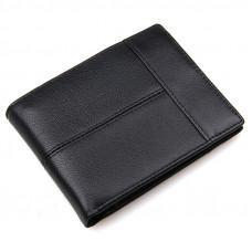 Мужской кожаный кошелёк S.J.D. 8145A