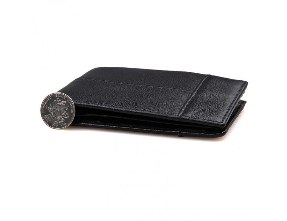 Мужской кожаный кошелёк S.J.D. 8145A - Фото № 2