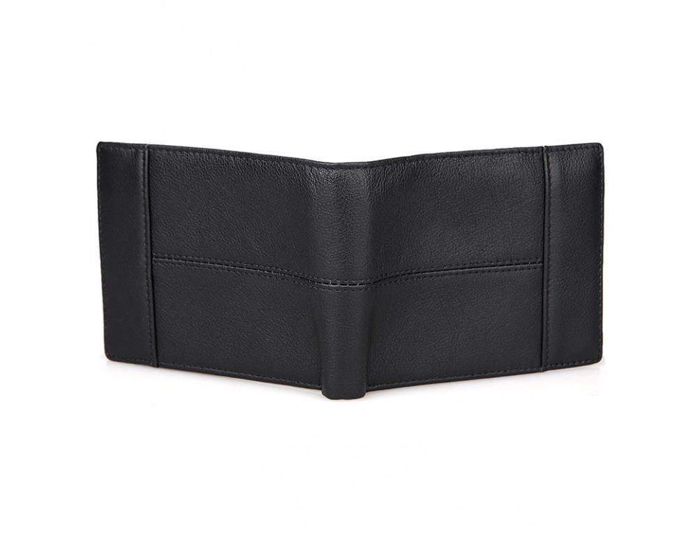 Мужской кожаный кошелёк S.J.D. 8145A - Фото № 3