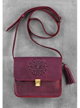 Женская сумка через плечо Blanknote BN-BAG-3-vin-man