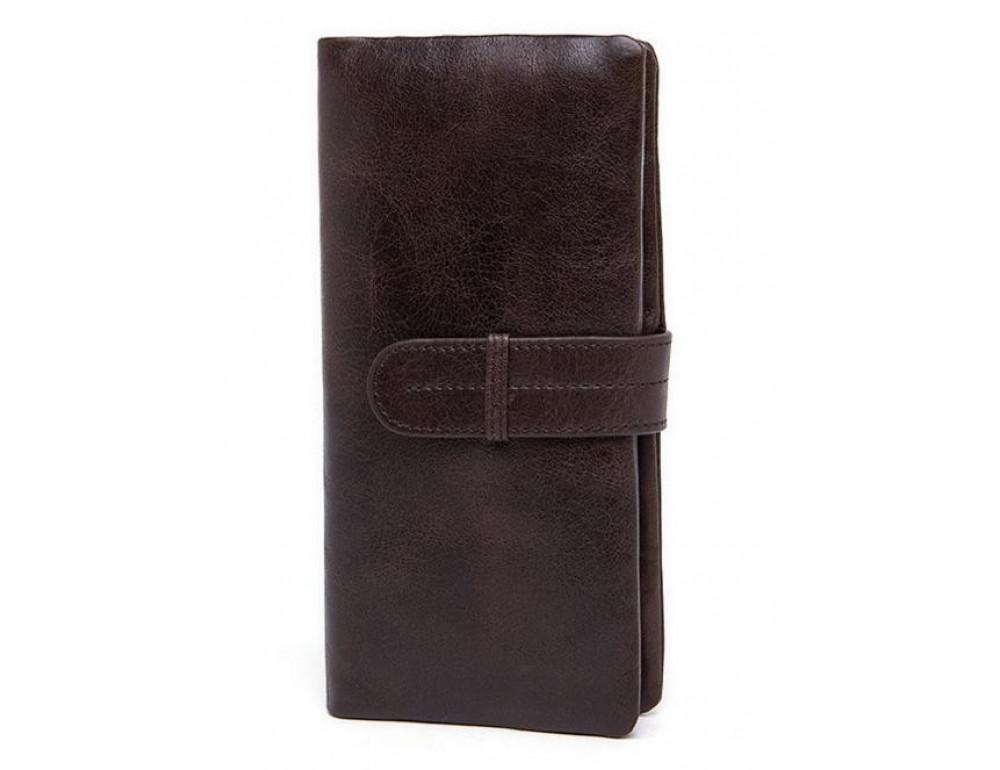 Мужской кожаный портмоне Bexhill BX9202 - Фото № 7