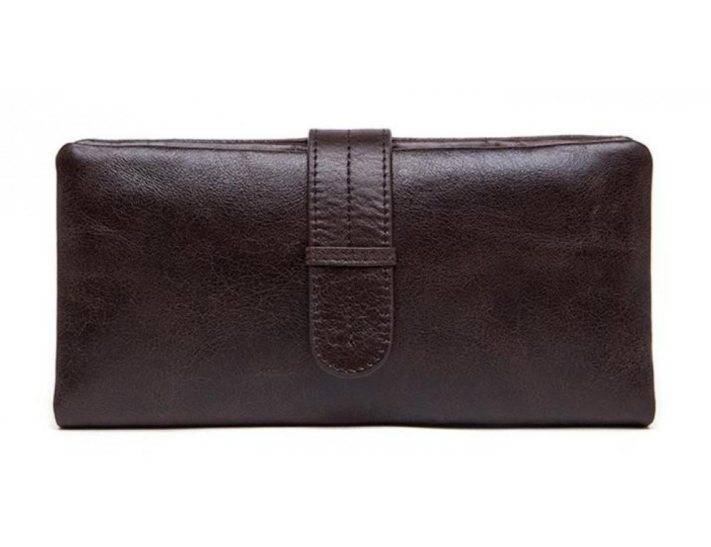 Мужской кожаный портмоне Bexhill BX9202 - Фото № 6