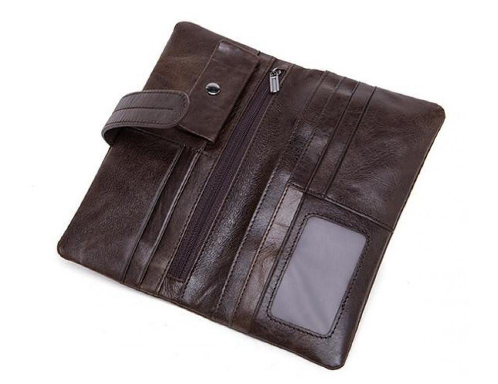 Мужской кожаный портмоне Bexhill BX9202 - Фото № 5