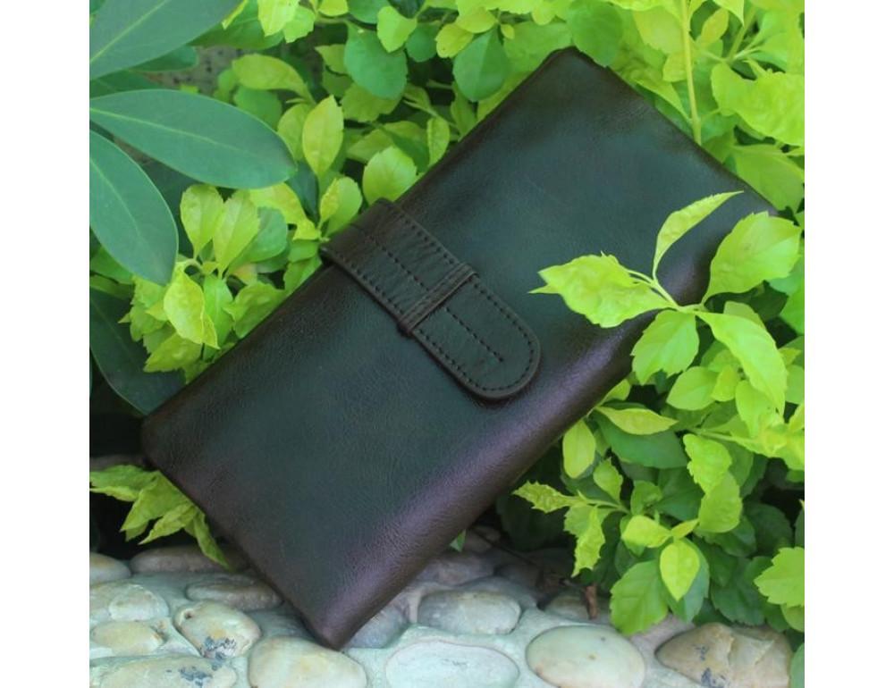 Мужской кожаный портмоне Bexhill BX9202 - Фото № 3