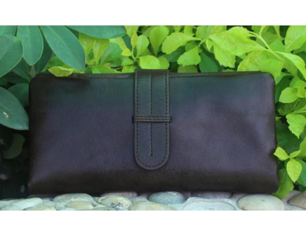 Мужской кожаный портмоне Bexhill BX9202 - Фото № 4