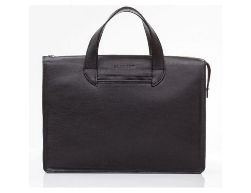 Чоловіча шкіряна сумка Blamont Bn077A - Фотографія № 2