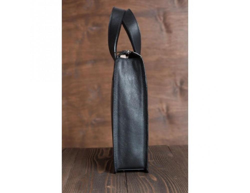 Чоловіча шкіряна сумка Blamont Bn077A - Фотографія № 4