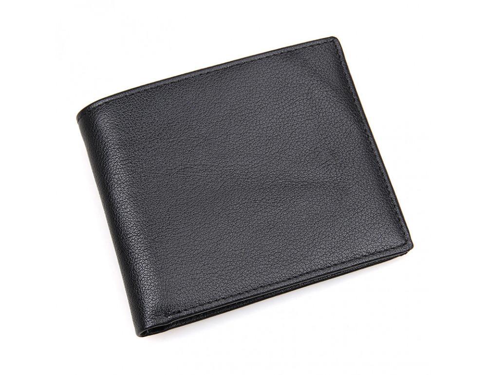 Мужской кожаный кошелёк S.J.D. R-8029A