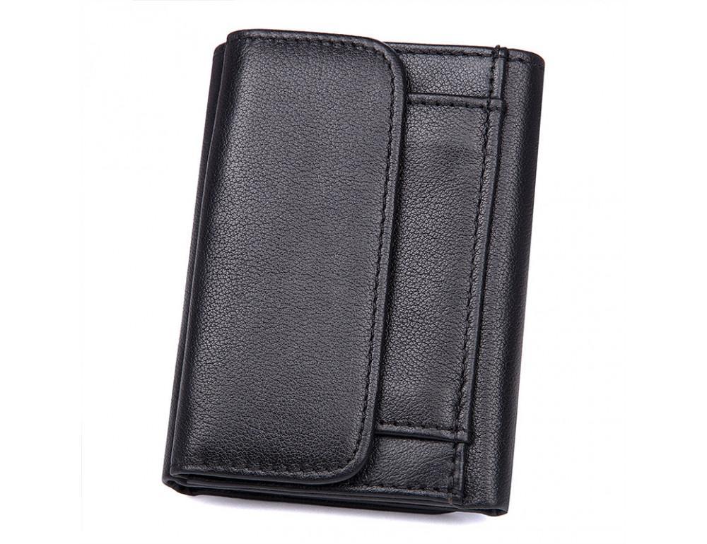 Кожаный кошелёк S.J.D. R-8106A - Фото № 2
