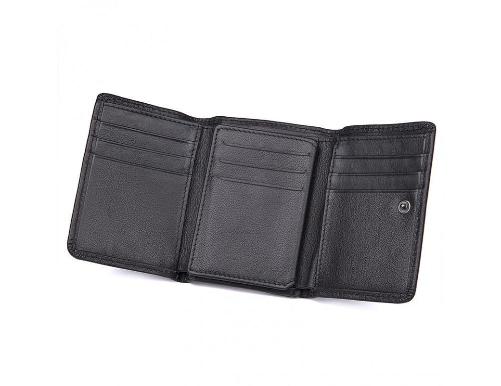 Кожаный кошелёк S.J.D. R-8106A - Фото № 4