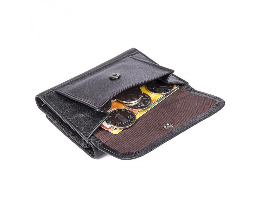 Кожаный кошелёк S.J.D. R-8106A - Фото № 5