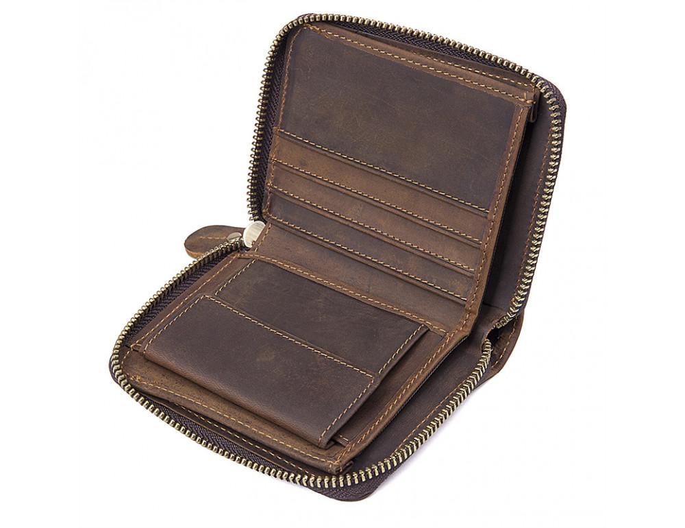 Шкіряний гаманець S.J.D. R-8170R - Фотографія № 3