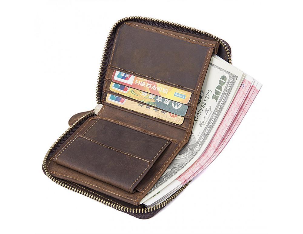 Шкіряний гаманець S.J.D. R-8170R - Фотографія № 4