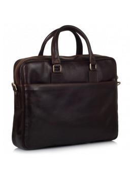 Кожаная сумка для ноутбука Virginia Conti VCm01285/141241brown