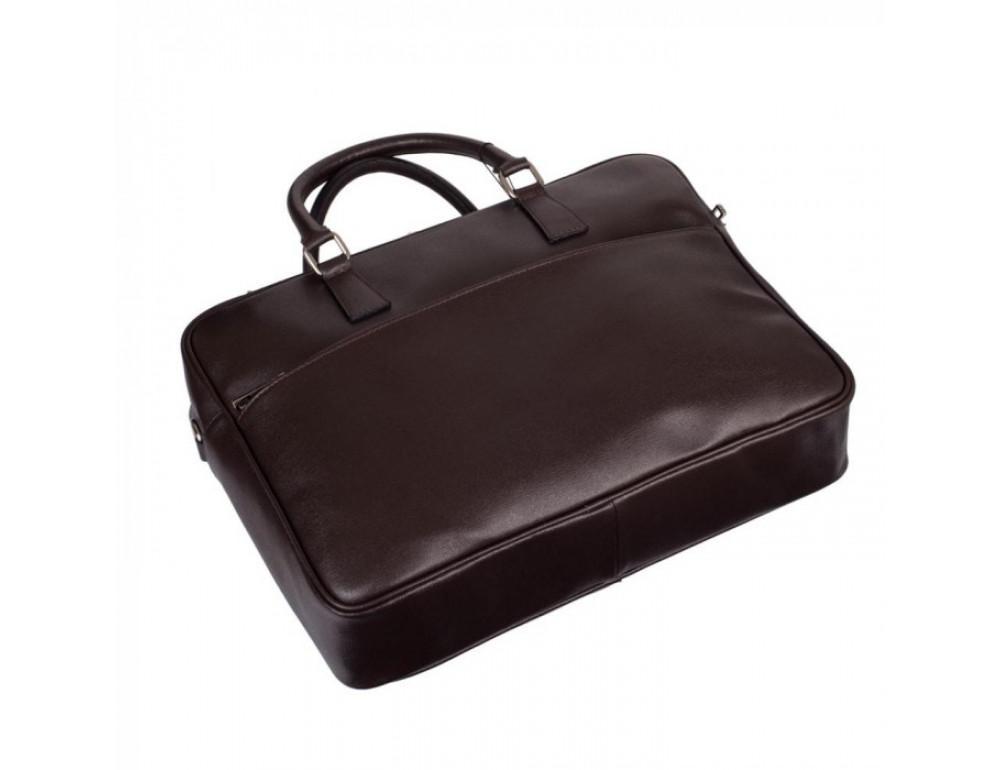 Кожаная сумка Virginia Conti V-01381C - Фото № 4