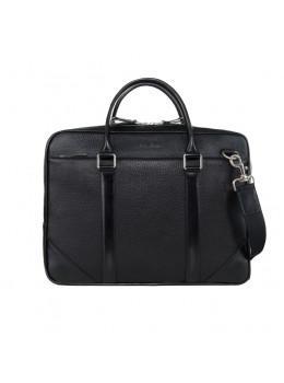 Мужская кожаная сумка Issa Hara B24