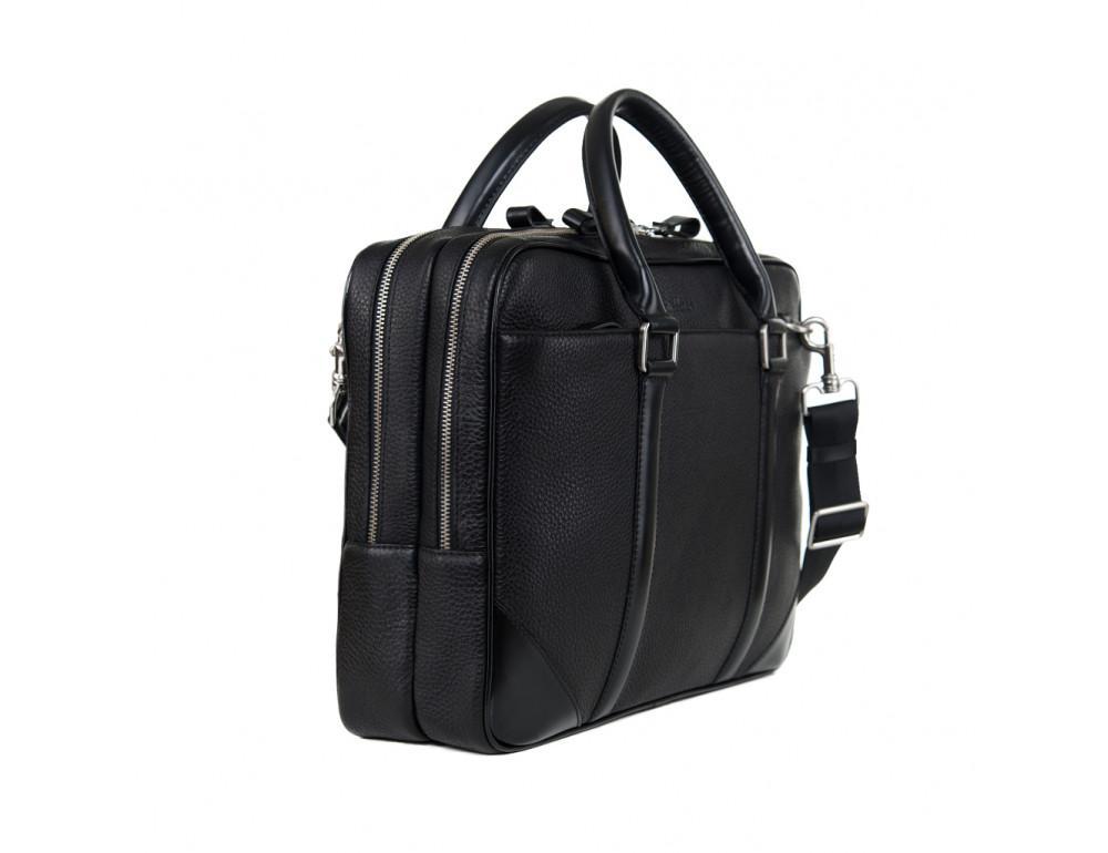 Мужская кожаная сумка Issa Hara B24 - Фото № 3