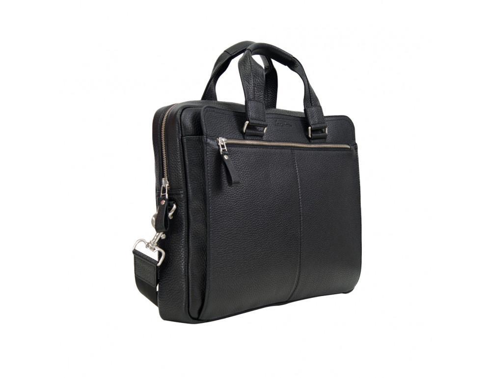 Мужская кожаная сумка Issa Hara B27-05 - Фото № 3