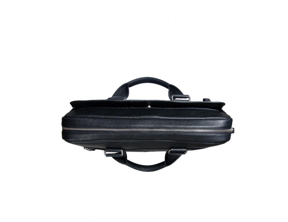 Мужская кожаная сумка Issa Hara B27-05 - Фото № 4