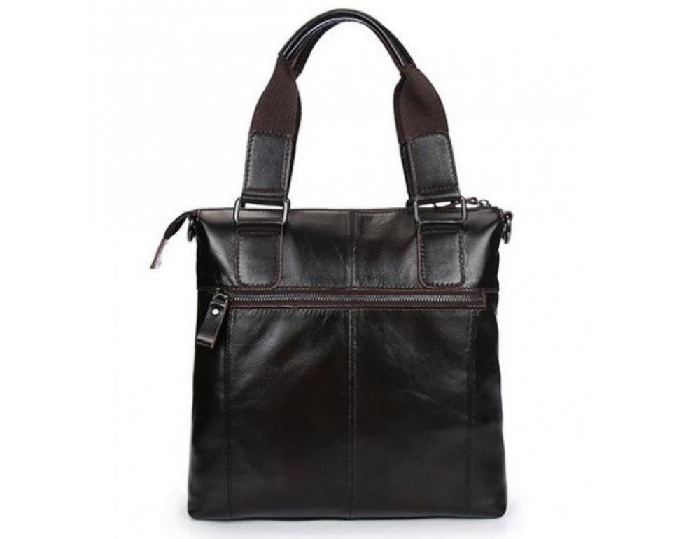 Мужская сумка кожаная через плечо Bexhill L259 - Фото № 3