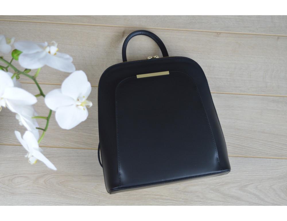 Женская сумка-рюкзак трасформер VirginiaConti V01345A - Фото № 2