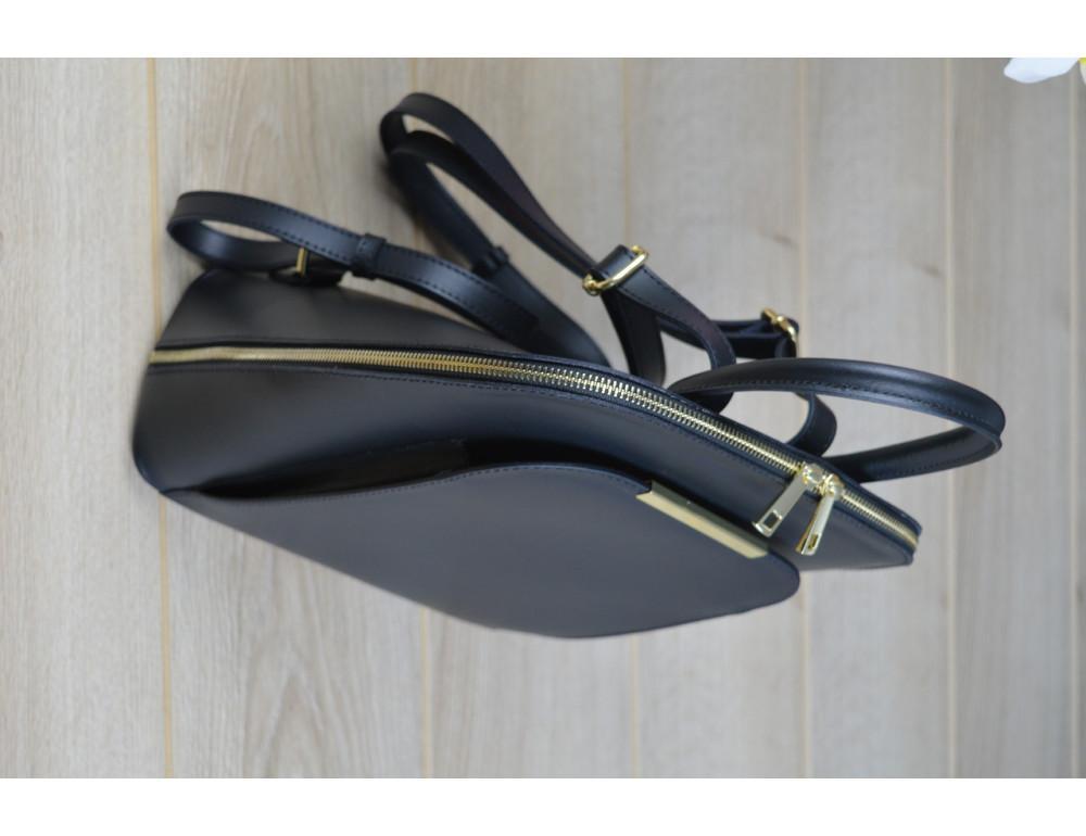 Женская сумка-рюкзак трасформер VirginiaConti V01345A - Фото № 3