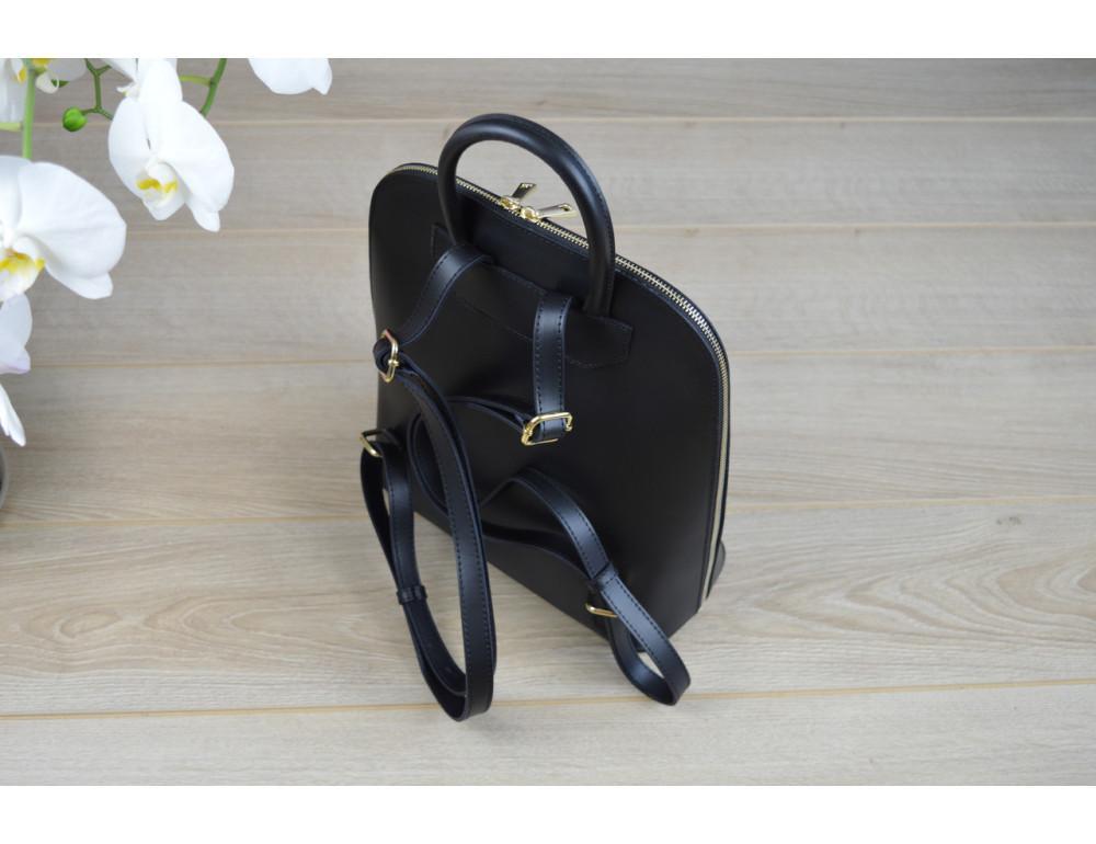 Женская сумка-рюкзак трасформер VirginiaConti V01345A - Фото № 4