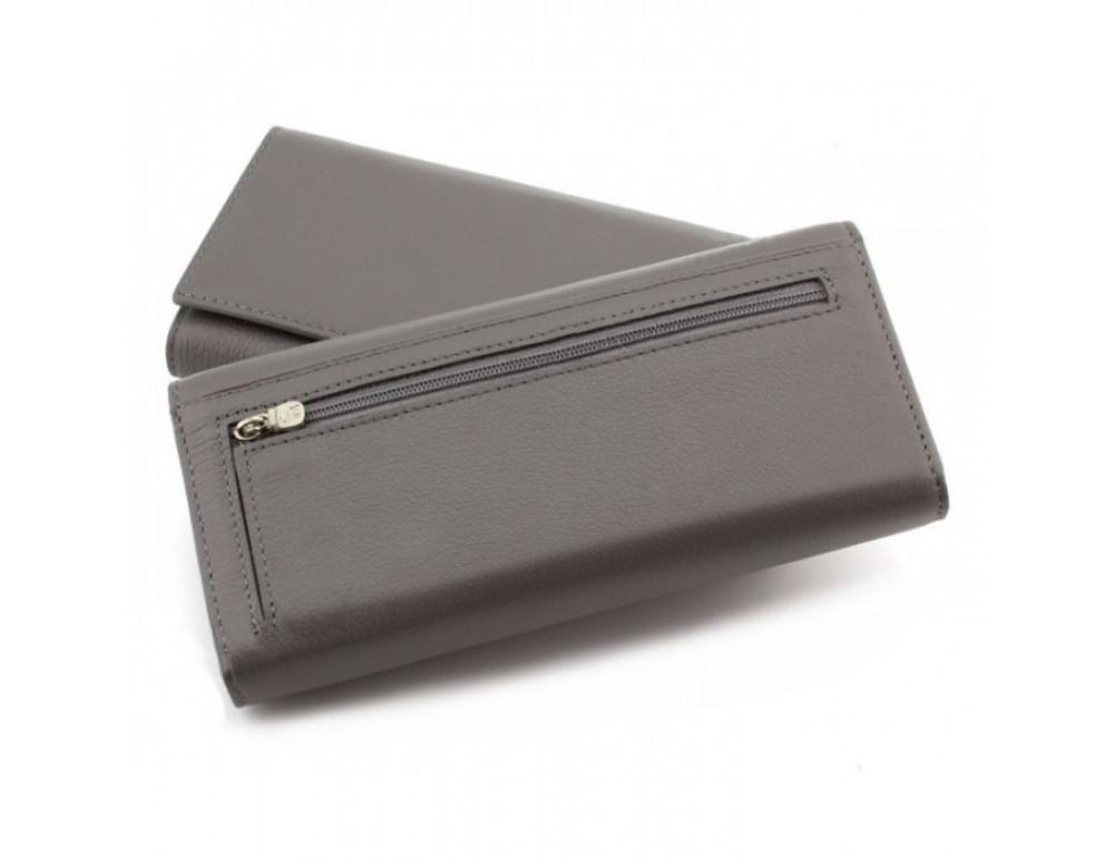 Женский кожаный кошелек MARCO COVERNA TRW8586G - Фото № 4