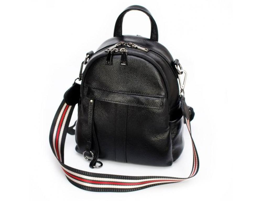 Женский кожаный рюкзак Olivia Leather W108-113A-BP
