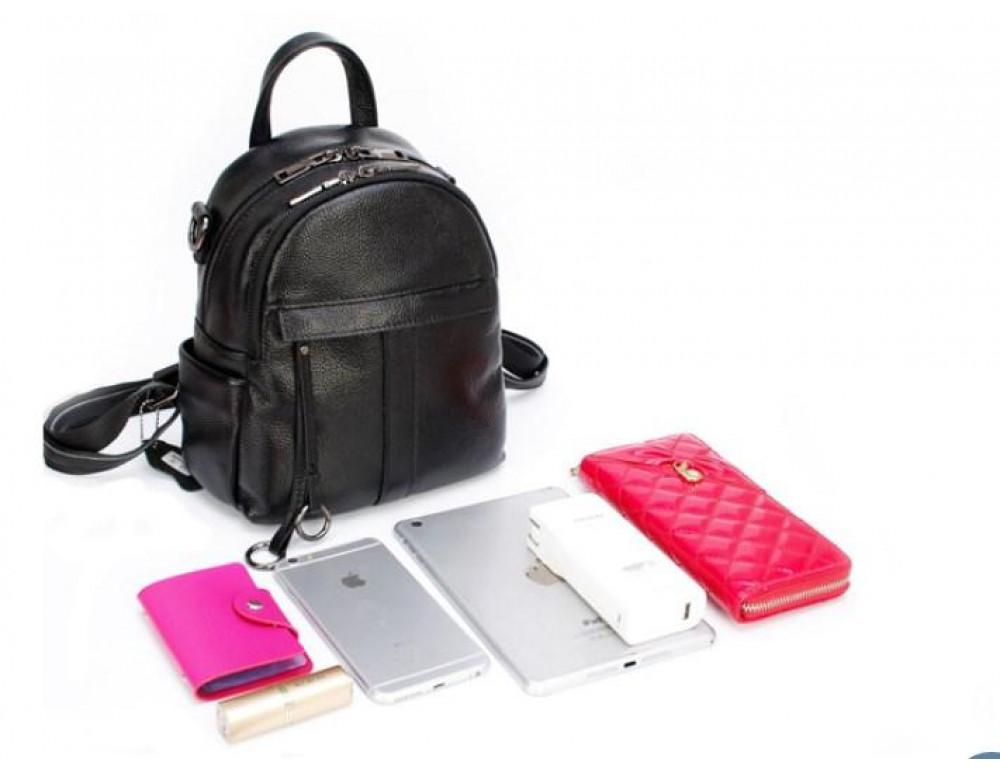 Женский кожаный рюкзак Olivia Leather W108-113A-BP - Фото № 6