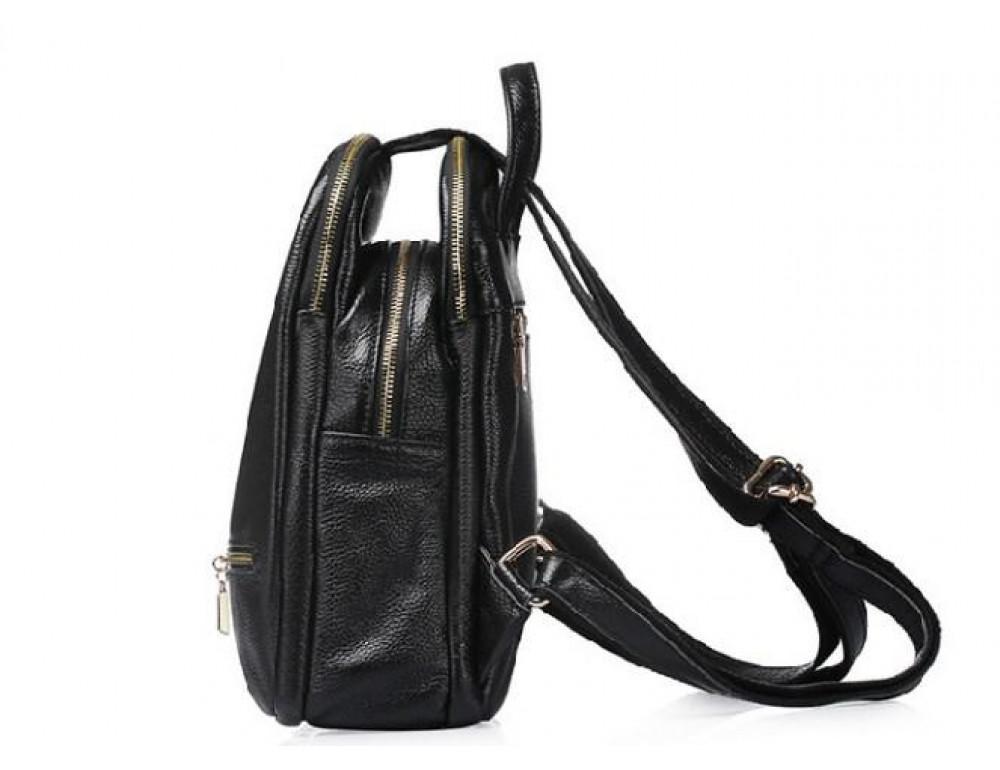 Женский кожаный рюкзак Olivia Leather W108-806A-BP - Фото № 4